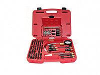 МАСТАК Компрессометр дизельный, 0-70 атм, кейс, комплект адаптеров МАСТАК 120-12170