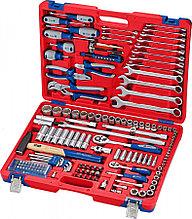 МАСТАК Набор инструментов универсальный, 155 предметов МАСТАК 01-155C