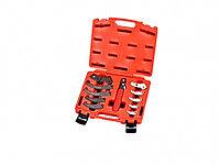 МАСТАК Набор ключей радиусных шарнирных 19-166 мм, кейс, 11 предметов МАСТАК 026-00011C
