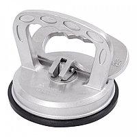 МАСТАК Съемник стекол вакуумный, металлический, одинарный, 120 мм, до 50 кг МАСТАК 107-01050
