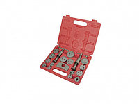 МАСТАК Набор для утапливания поршней суппортов дисковых тормозов, 18 предметов МАСТАК 102-00018C