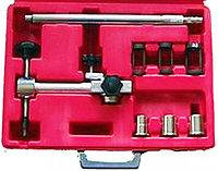 МАСТАК Рассухариватель клапанов универсальный, кейс, 9 предметов МАСТАК 103-10009C