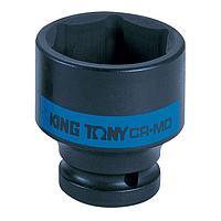 "KING TONY Головка торцевая ударная шестигранная 1"", 63 мм KING TONY 853563M"