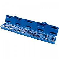 МАСТАК Набор ключей для натяжения ремня, 12-19 мм, кейс, 15 предметов МАСТАК 103-20115C