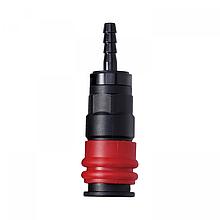 MIGHTY SEVEN Муфта быстросъемная F>8 мм, композитная MIGHTY SEVEN SY-3213H