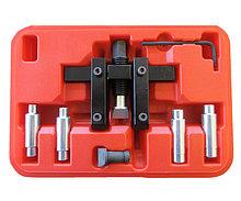 МАСТАК Набор для разжима поворотного кулака, кейс, 8 предметов МАСТАК 101-50008C