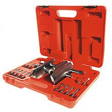 МАСТАК Ключ для гаек ступицы универсальный, 49-143 мм, кейс, 13 предметов МАСТАК 100-42013C