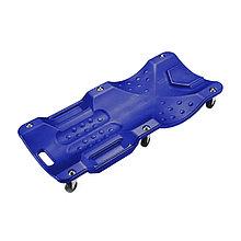 МАСТАК Лежак подкатной 6-ти колесный, пластиковый МАСТАК 197-00001