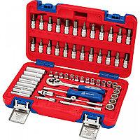 МАСТАК Набор инструментов универсальный, 56 предметов МАСТАК 01-056C