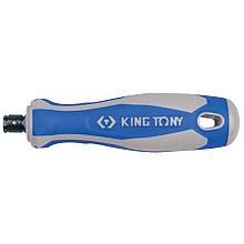 KING TONY Отвертка-держатель для вставок (бит) серии 1317, 135 мм KING TONY 91232