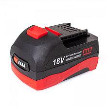 MIGHTY SEVEN Аккумулятор 18В, 5,0Ач MIGHTY SEVEN DB-1850