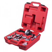 МАСТАК Набор для демонтажа ступиц колеса, до 250 мм, кейс, 7 предметов МАСТАК 100-41007C