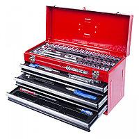 KING TONY Набор инструментов универсальный, выдвижной ящик, 69 предметов KING TONY 901-069MR01
