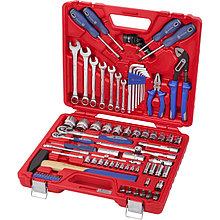 МАСТАК Набор инструментов универсальный, 85 предметов МАСТАК 0-085C