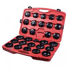 МАСТАК Набор съемников масляных фильтров, 30 предметов МАСТАК 103-40030C