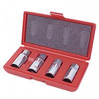 МАСТАК Набор шпильковертов роликовых, 6, 8, 10, 12 мм, 4 предмета МАСТАК 109-20004