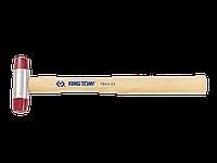KING TONY Киянка 60 мм, 875 г, полиуретановые сменные насадки KING TONY 7842-60