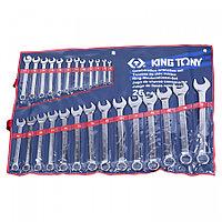 KING TONY Набор комбинированных ключей, 6-32 мм, 26 предметов KING TONY 1226MR