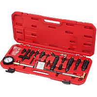 МАСТАК Компрессометр дизельный, 0-70 атм, комплект адаптеров МАСТАК 120-12070C