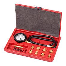 МАСТАК Манометр для измерения давления масла, 0-7 бар, комплект адаптеров МАСТАК 120-20020C