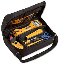 Набор инструментов Fluke Networks Electrical Contractor Telecom Kit II with TS30 Test Set