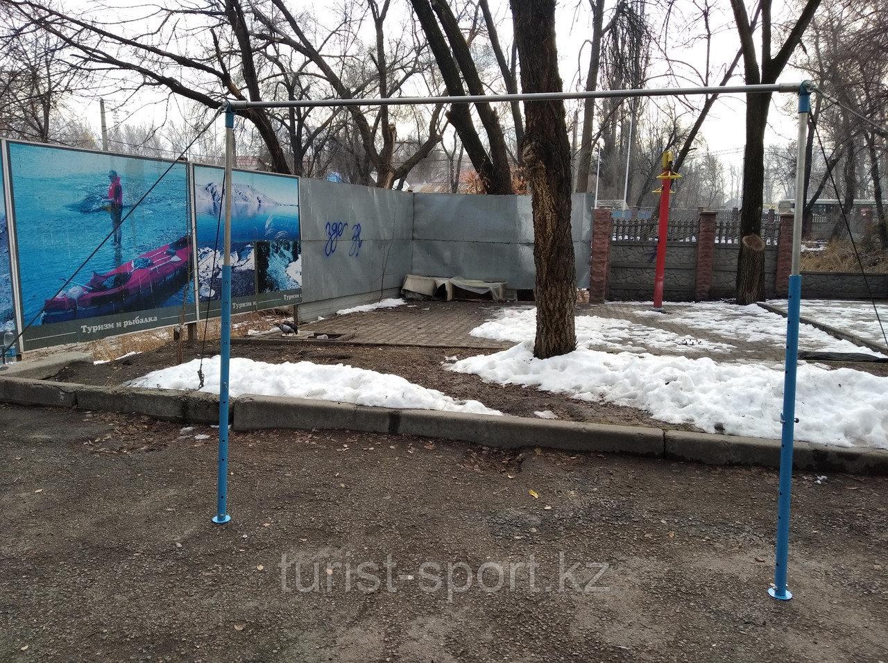 Перекладина гимнастическая универсальная турники оптом и розницу Алматы
