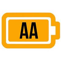 Батарейки типа АА (пальчиковые...
