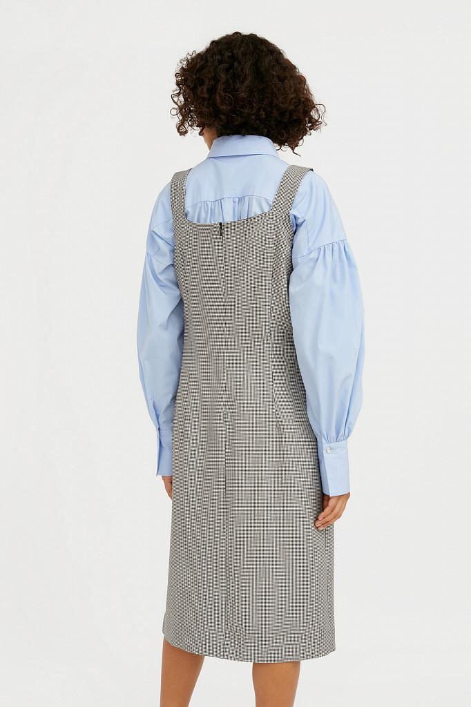 Платье женское Finn Flare, цвет черный, размер M - фото 4