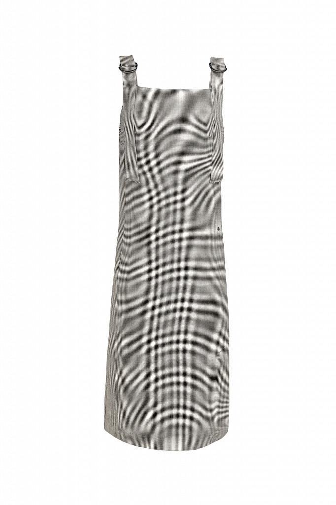 Платье женское Finn Flare, цвет черный, размер M - фото 7