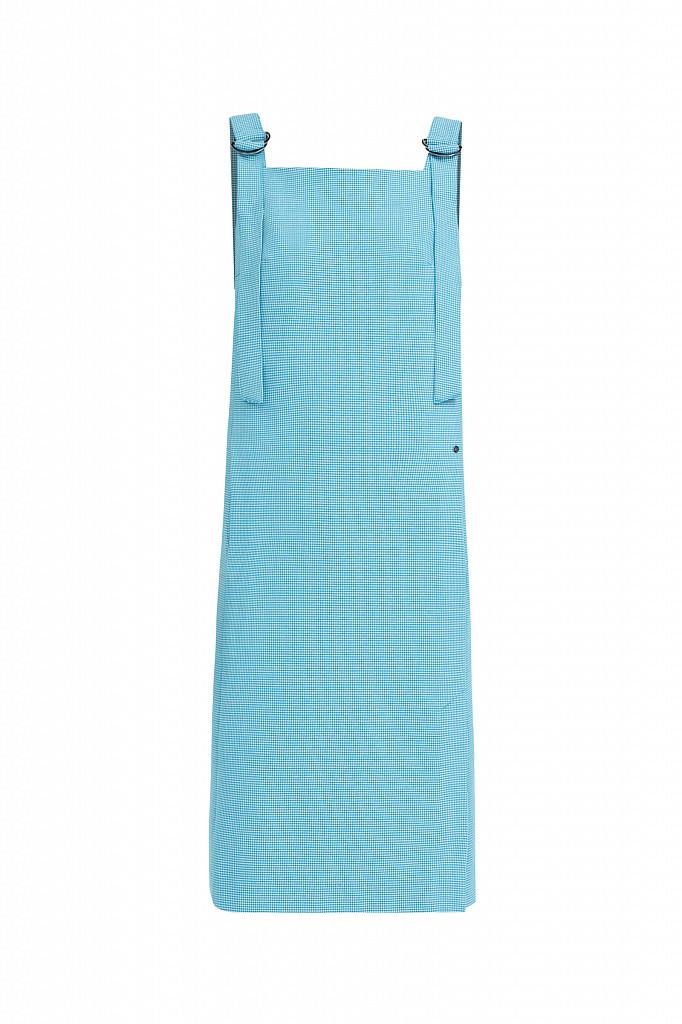 Платье женское Finn Flare, цвет темно-бирюзовый, размер S - фото 7
