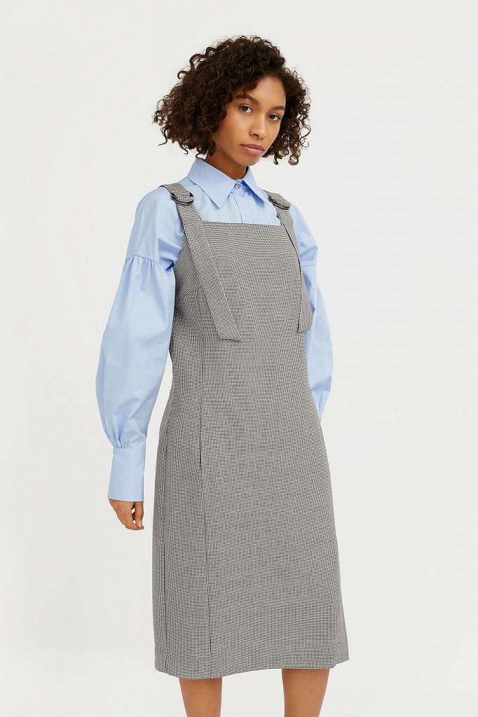 Платье женское Finn Flare, цвет черный, размер XL - фото 3
