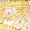 Комплект в кроватку МИШКИ В ГАМАКЕ (7 предметов)