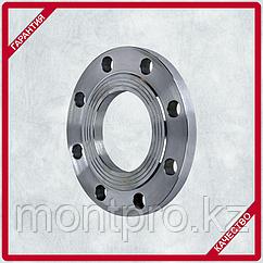 Фланец стальной приварной плоский  ГОСТ 12820-80  Ру 10