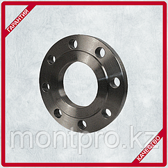 Фланец стальной приварной плоский ГОСТ 12820-80  Ру 16 25