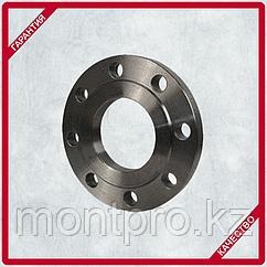 Фланец стальной приварной плоский ГОСТ 12820-80  Ру 16 125
