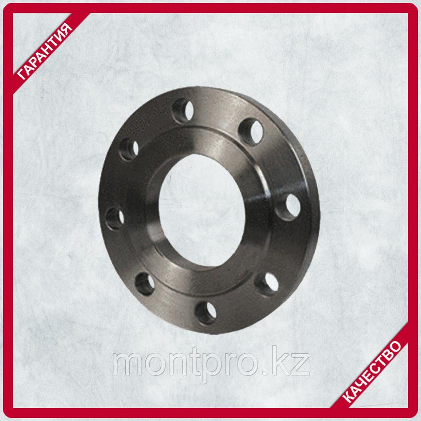 Фланец стальной приварной Плоский   ГОСТ 12820-80 Ру25
