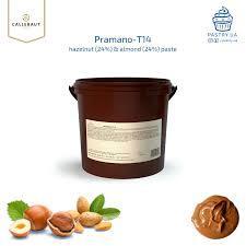 Фундучно-миндальное пралине Callebaut, ведро 5кг