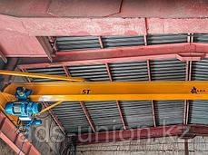 Кран мостовой (кран-балка) опорный однобалочный (изготовление), фото 3