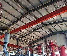 Кран мостовой (кран-балка) опорный однобалочный (изготовление), фото 2