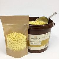 Какао-масло в каллетах Barry Callebaut, ведро 3кг