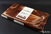 Молочный шоколад без сахара Callebaut в блоках, 5 кг