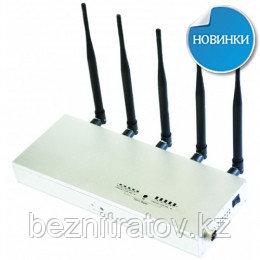 """Подавитель сигнала устройств 4G, LTE """"BugHunter P24"""""""