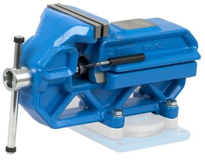 Тиски IRONGATOR с системой быстрого перемещения - 721Q/6 UNIOR