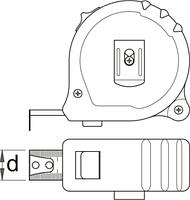 Рулетка - 710P UNIOR, фото 2