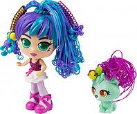 Curli Girls: Кукла Балерина Росли со щенком Коди