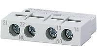 Блок дополнительных контактов SIEMENS 3RV1901-1E
