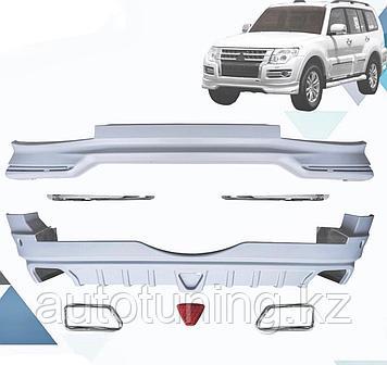 Аэродинамический обвес Modellista Mitsubishi Pajero 4 2014-2020 г.в.