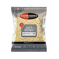 Картофель фри в панировке Farm Frites 2,5 кг