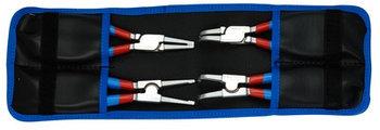 Набор съёмников стопорных колец PLUS в сумке - 539PLUS/1DPCT UNIOR