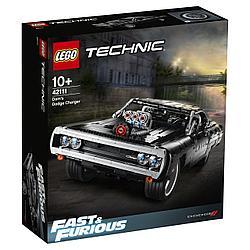 42111 Lego Technic Dodge Charger Доминика Торетто, Лего Техник Форсаж